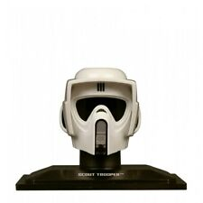 DeAgostini - Star Wars Helmet Collection - Issue 7- Scout Trooper. With magazine