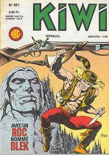 Kiwi (Blek le Roc) N°401 - Ed. Lug - 10 Septembre 1988 - BE