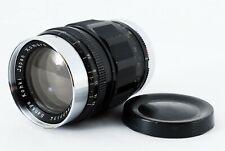 【RARE!! EXC+++++】 Sankyo Koki Komura 105mm f2.8 L39 Lens From Japan 1267