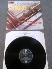 THE BEATLES - PLEASE PLEASE ME LP N. MINT!!! UK PARLOPHONE PCS 3042 70s ISSUE
