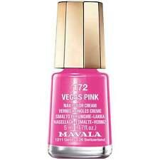 Mavala Mini Nail Color Crema Esmalte de Uñas-Rosa Vegas (172) 5ml