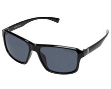 """CANCER COUNCIL Unisex """"Aranda"""" Black Frame & Smoke Lens Sunglasses - NWT!"""