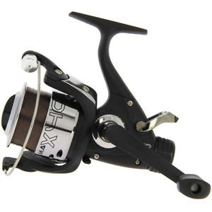 AP MAX 40 Carp Fishing 2BB Free Runner Reel Pre-loaded with 8lb Line