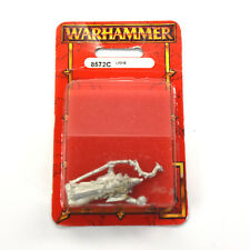 VAMPIRE COUNTS Liche Necromancer METAL NIB NEW Warhammer fantasy 8572C