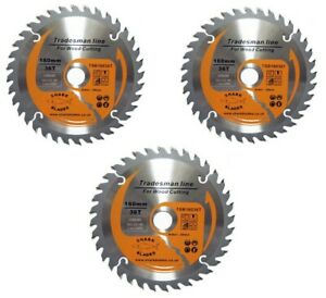Circular saw Blade Mitre Saw 160mm x 36T X 3 TCT By SHARK BLADES Great Offer