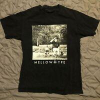 Mellowhype T Shirt Odd Future Tyler The Creator RARE OFWGKTA Sz SMALL SML Black