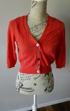 Sussan salmon pink cardi, size XS but will fit up to an M