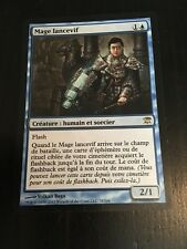 MTG MAGIC INNISTRAD SNAPCASTER MAGE (FRENCH MAGE LANCEVIF) NM