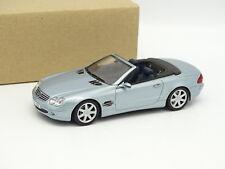 Minichamps SB 1/43 - Mercedes SL 2005 Azul Gris