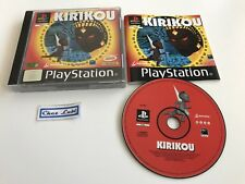 Kirikou - Sony PlayStation PS1 - PAL FR - Avec Notice