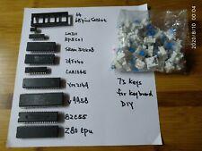 MSX2 computer DIY rare parts and key components
