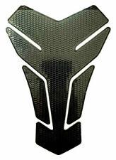 Tankpad Tankschutz Motorrad Carbon Optik Schwarz universal Honda Yamaha