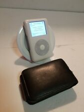 Apple ipod Photo 4th generation 40GB. White.  Tested awesome.