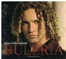 David Bisbal – Bulería - Edición De Lujo CD 2004 Digibook