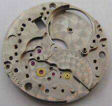 Rolex Part Movement 1530 #8075 main plate no hack second