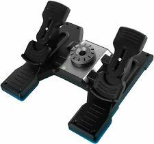 *NEW* Logitech G Pro Flight Rudder Pedals FREE SHIPPING SHIPS NOW