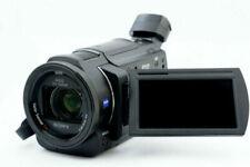 Sony FDR-AX33 Videocamera 20.6 Mpx Videocamera 4K con sensore CMOS Exmor R 7,76mm - Nera