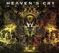 Heavens Cry - Outcast (NEW CD)