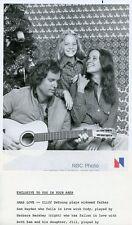 BARBARA HERSHEY ELIZABETH CHESHIRE CLIFF DE YOUNG SUNSHINE 1977 NBC TV PHOTO
