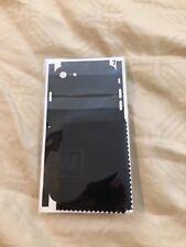 Slickwraps Black Honeycomb Skin iPhone 7