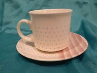 """Vintage Churchill """"Pink Shades""""  Saucer 1 Cup Made in England Retired"""