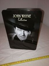 John wayne dvd box