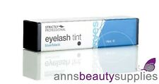 STRICTLY PROFESSIONAL EYELASH EYEBROW TINT DYE TINTING BEAUTY STUDENT LASH BROW