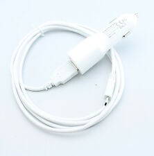 4.8A Dual Usb Port Car Truck Suv 12V Charger + 6 Ft Micro Cable for Cell Phones