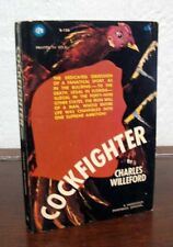 Charles Willeford / COCKFIGHTER  CPH B-120 / First Edition 1962 Literature