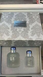 Light Blue Men by Dolce & Gabbana 2 Pcs Gift Set- 125 EDT Spray+40ml EDT Spray
