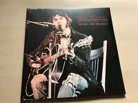 BOTTOM LINE 1974  NEIL YOUNG  live  Vinyl Double Album  para175  rare tracks