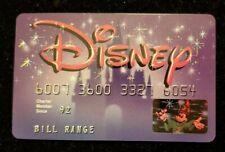 Disney Credit Card Monogram Cc Bank of Georgia ♡Free Shipping♡cc167♡