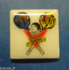 Pin's pin SUCETTES PIERROT GOURMAND (ref H37)
