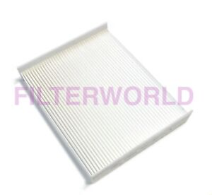 Cabin Air Filter For 09-12 Ford Fusion, 07-12 Lincoln MKZ & 10-11 Mercury Milan