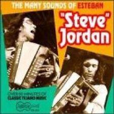 STEVE JORDAN - The many sounds of Steve Jordan - CD 1990 NEAR MINT CONDITION