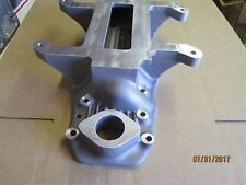 Flathead Ford 4-71 blower manifold satin finish supercharger supply hot rod drag