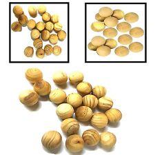 Confezione di 12 Legno di Cedro Falena Balls Eco Friendly Veleno Gratis Moth Repeller MUFFA
