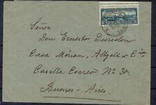 Argentinien herrlicher Ortsbrief EF mit MiNr 120 II