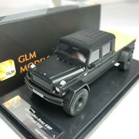 1/64 GLM Mercedes Benz GWF G500 Pick Up Black Resin GLM640101