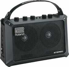 Roland Mobile Cube Battery-Powered Stereo Amplifier Free 2Day