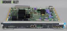 CISCO WS-X4516-10GE 4500 Supervisor V-10GE, 2x10GE (X2) and 4x1GE SFP