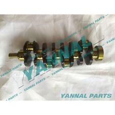 New 4JJ1 Crankshaft For Isuzu Engine Part