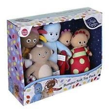 New In The Night Garden Bumper Soft Toy 6 Pack