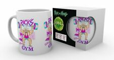 Rick and Morty Mug | Rick's Gym NEW