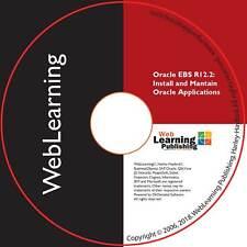 Oracle e-business Suite R12.2 installare/patch e mantenere Training Guide
