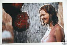 """Kirsten Dunst  20x30cm """" Spider-Man """" Foto Autogramm / Autograph in Person"""