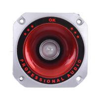 Piezo horn speaker tweeter piezoelectric head driver loudspeaker treble H HfPTU