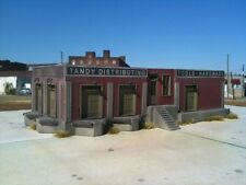 Monon Models Tandy Distributing / Formerly Downtown Deco HO AAA Storage DD1001