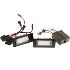 LED SMD sehr helle weiße Kennzeichen Beleuchtung Nummernschild Leuchte 7302-5050