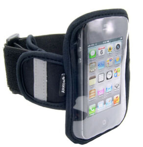 """Sports Workout XL-Armband Case for Zune,iPod Touch,Sandisk MP3 Players to 5.1""""H"""